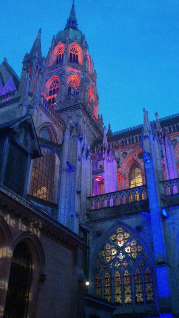 Notre Dame, Bayeux, France